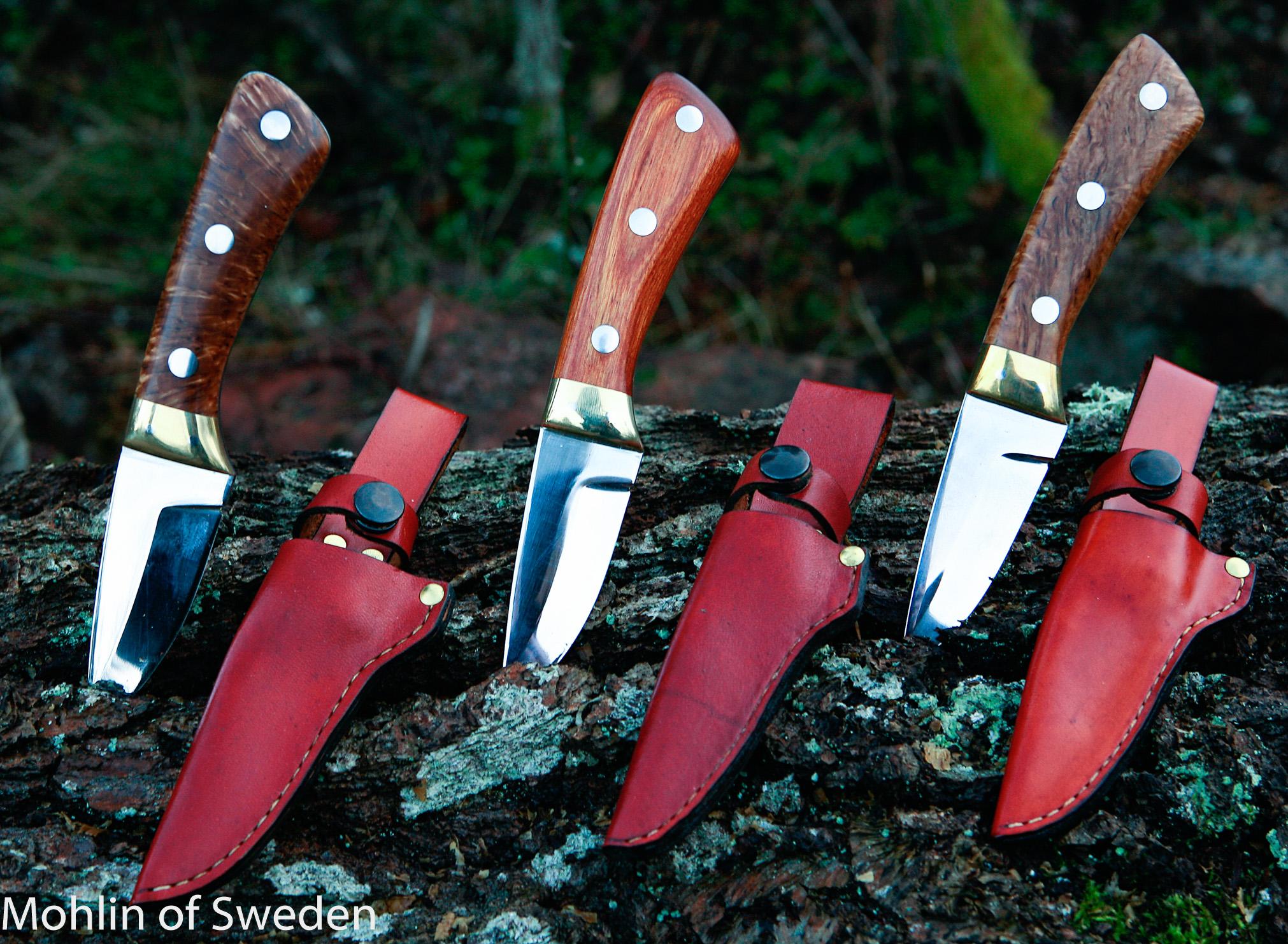 Mohlin of Sweden knives